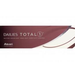 عدسات لاصقة DAILIES TOTAL 1 يومية - 30 عدسة في العلبة