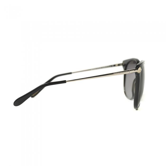 نظارة شمسية,ماركة boucheron, موديل 182-01,للنساء,كبير جدا,إطار مزيج من الالوان, عدسات اسود,خليط معدني