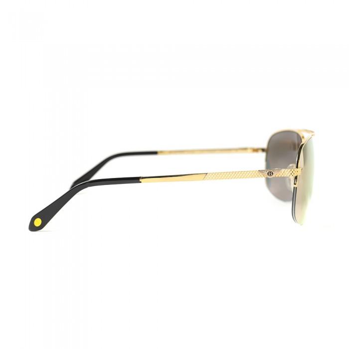 نظارة شمسية,ماركة bentley, موديل 9080-C1,للرجال,افييتور,إطار مزيج من الالوان, عدسات ذهبي,خليط معدني