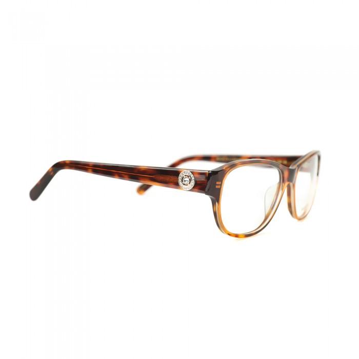 نظارة طبية ,ماركة boucheron, موديل 176-01,للنساء,وايفير,إطار مزيج من الالوان, عدسات شفاف,اسيتات
