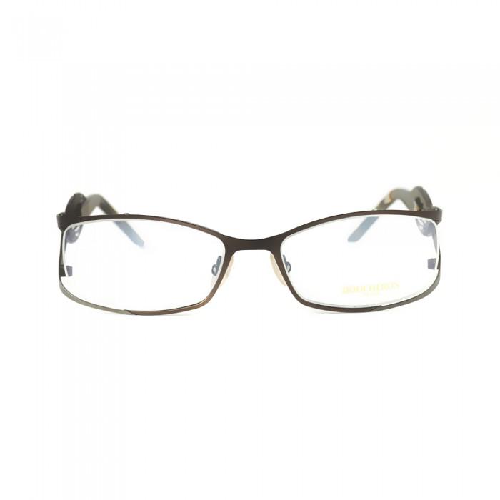 نظارة طبية ,ماركة Boucheron, موديل 187-02,للنساء,مستطيل,إطار مزيج من الالوان, عدسات شفاف,خليط معدني