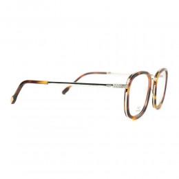 نظارة طبية ,ماركة fred, موديل 50025U-016-50,للجنسين,مربع,إطار مزيج من الالوان, عدسات شفاف,خليط معدني