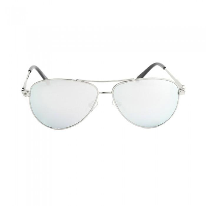 نظارة شمسية,ماركة LINEA ROMA , موديل 3573-c3,للنساء,افييتور,إطار فضي, عدسات فضي,خليط معدني