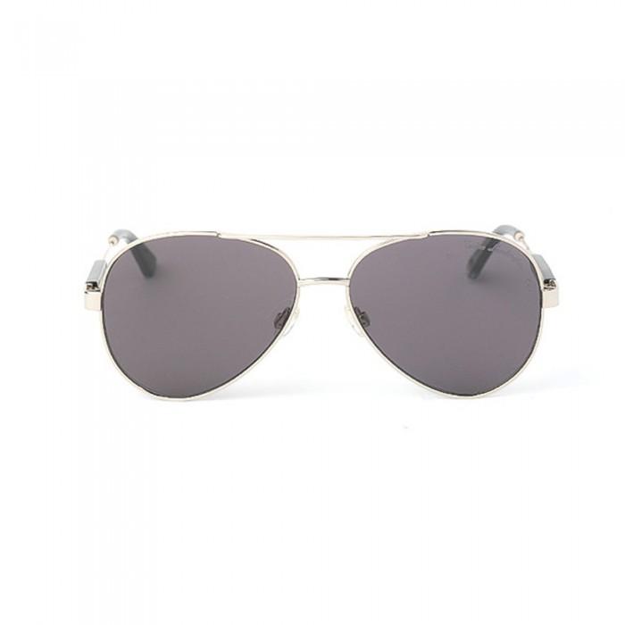 نظارة شمسية,ماركة LAMBORGHINI-Y20, موديل 568-67,للجنسين,افييتور,إطار ذهبي, عدسات اسود,متعددة