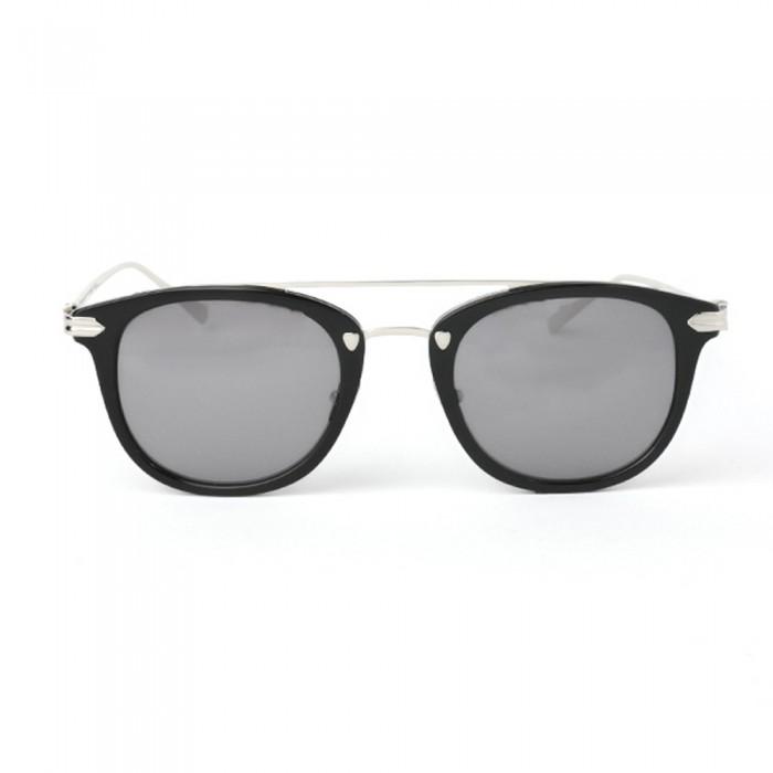 نظارة شمسية,ماركة LAMBORGHINI-Y20, موديل 593-52,للجنسين,وايفير,إطار اسود, عدسات اسود,متعددة