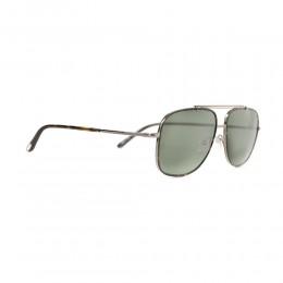 نظارة شمسية,ماركة Tom Ford ,موديل 693,للرجال,مربع , لون اطار مزيج من الالوان ,عدسة الاخضر,خليط معدني