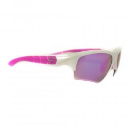 نظارة شمسية,ماركة puma,موديل 0056S,للنساء,رياضي,مزيج من الالوان,ضد الاشعة فوق البنفسجية,لون العدسة بنفسجي,خليط معدني