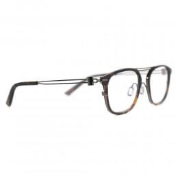 نظارة طبية ,ماركة momo design,موديل #037,للجنسين,مستطيل,مزيج من الالوان,ضد الضباب,لون العدسة شفاف,خليط معدني