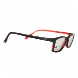 نظارة طبية ,ماركة milo&me,موديل 85011,للاطفال ,مستطيل,مزيج من الالوان,ضد الضباب,لون العدسة شفاف,اسيتات