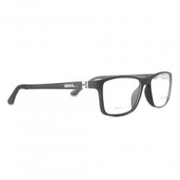 نظارة طبية ,ماركة kool kids,موديل SO7038,للاطفال ,وايفير,اسود,ضد الضباب,لون العدسة شفاف,اسيتات