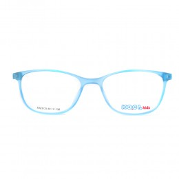 نظارة طبية ,ماركة kool kids,موديل SO7023,للاطفال ,بيضاوي,الازرق,ضد الضباب,لون العدسة شفاف,اسيتات