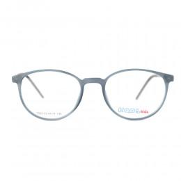 نظارة طبية ,ماركة kool kids,موديل SO7022,للاطفال ,مستدير,مزيج من الالوان,ضد الضباب,لون العدسة شفاف,خليط معدني