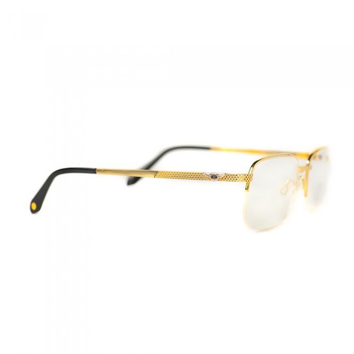 نظارة طبية ,ماركة bentley,موديل 8082,للرجال,مستطيل,ذهبي,ضد الضباب,لون العدسة شفاف,ذهب
