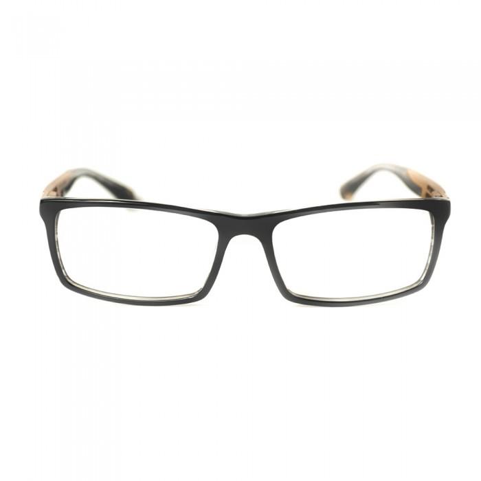 نظارة طبية ,ماركة bentley,موديل 8021,للجنسين,مستطيل,اسود,ضد الاشعة فوق البنفسجية,لون العدسة شفاف,اسيتات