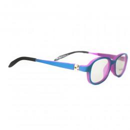 نظارة طبية ,ماركة vista flex,موديل #001,للاطفال ,بيضاوي,مزيج من الالوان,ضد الضباب,لون العدسة شفاف,خليط معدني