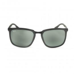 نظارة شمسية,ماركة RAYBAN ,موديل 4303,للرجال,مستطيل , لون اطار اسود ,عدسة الاخضر,اسيتات