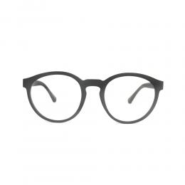 نظارة طبية ,ماركة Emporio Armani ,موديل 4152,للجنسين,مستدير , لون اطار مزيج من الالوان ,عدسة شفاف,اسيتات