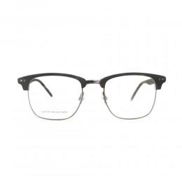 نظارة طبية ,ماركة Tommy Hilfiger ,موديل 1730,للجنسين,سميك من الاعلي , لون اطار مزيج من الالوان ,عدسة شفاف,خليط معدني